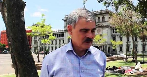 Juan Alberto Fuentes, presidente de Oxfam Intermón (Foto: Youtube)