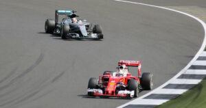 Mercedes y Ferrari
