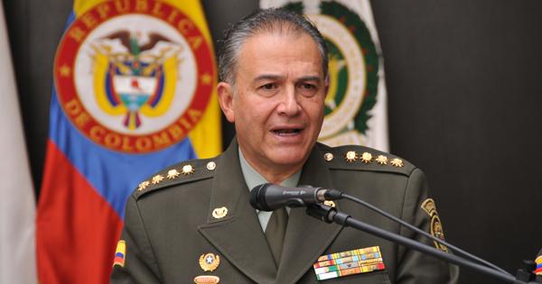 General Óscar Naranjo, vicepresidente de Colombia