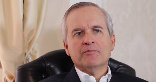 Álvaro Alemán, ministro de la Presidencia
