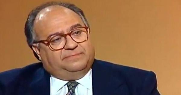 Humberto Hilarión Calderón Berti,exministro de Energía y Relaciones Exteriores de Venezuela
