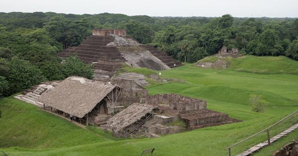 Monumentos arqueológicos en México