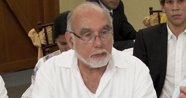 Orlando Solórzano, titular del Ministerio de Fomento y Comercio