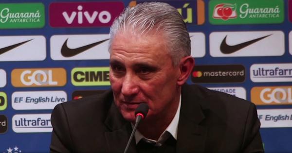 Tite, seleccionador de fútbol de Brasil