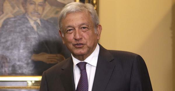 Andrés Manuel López Obrador, candidato presidencial de México