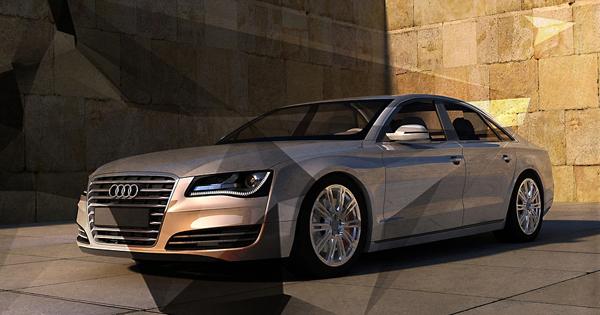 Automóvil de Audi