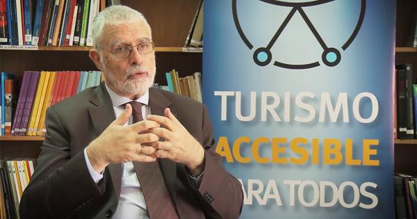 Benjamín Liberoff, subsecretario de turismo de Uruguay