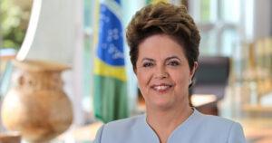 Dilma Rousseff, ex presidenta constitucional de Brasil