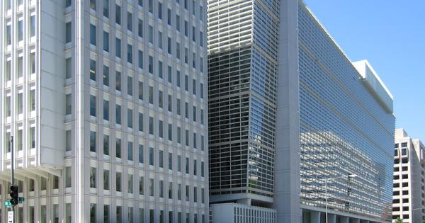 Edifício del Banco Mundial