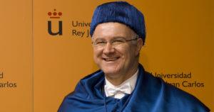 Miguel Ángel Fernández Sanjuan, profesor de la Universidad Rey Juan Carlos