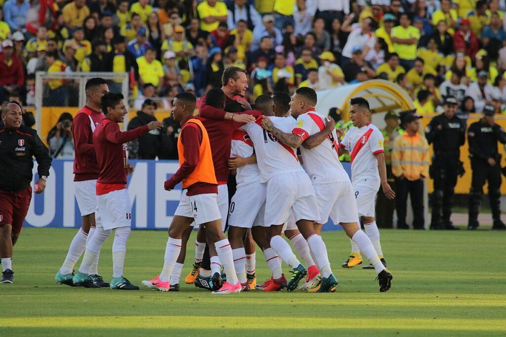 Selección de fútbol de Perú
