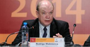 Rodrigo Malmierca, ministro de Comercio Exterior y la Inversión Extranjera
