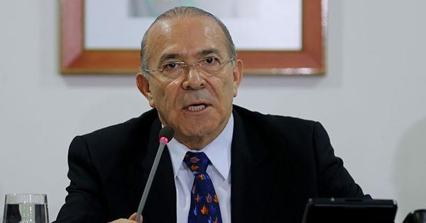 Eliseu Padilha, jefe del gabinete de la Presidencia de Brasil