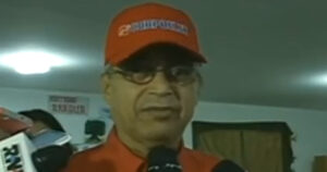 Luis Motta Domínguez, ministro de Energía Eléctrica de Venezuela