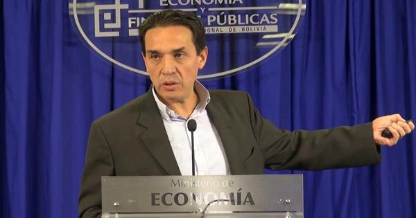 Mario Guillén, ministro de Economía