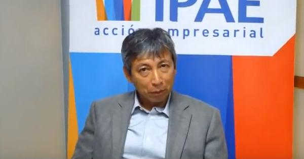 José Arista, ex viceministro de Hacienda y ex ministro de Agricultura