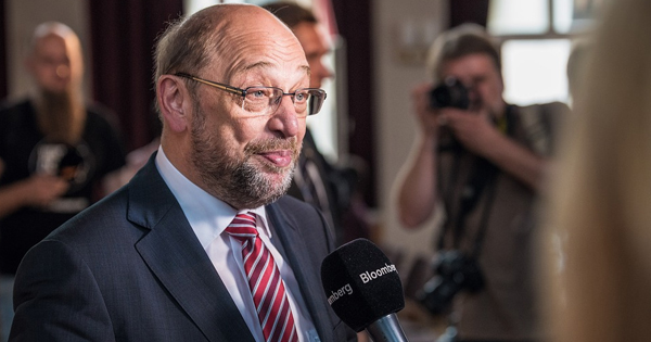 Martin Schulz, ex presidente del Parlamento Europeo