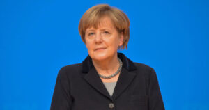 Angela Merkel, presidenta de Alemania