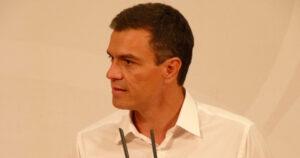 Pedro Sánchez, presidente de España