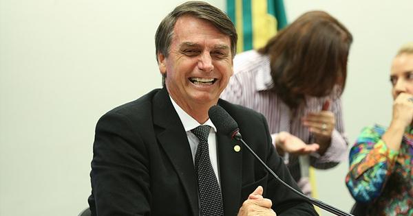 Jair Bolsonaro, candidato ultraderechista