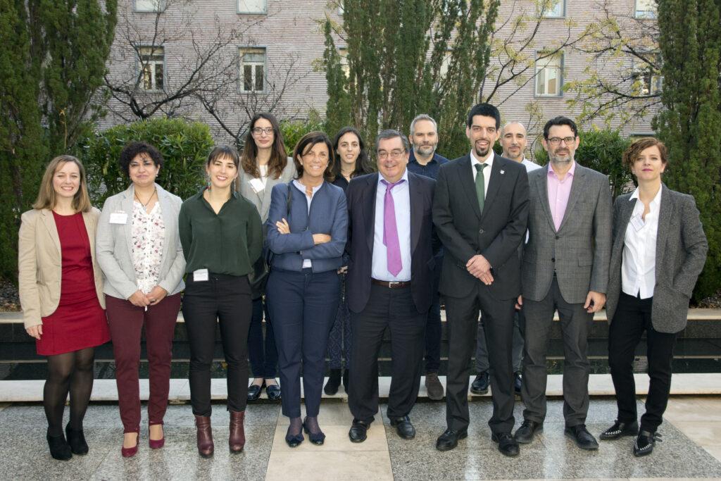 La Fundación Ramón Areces con CERU