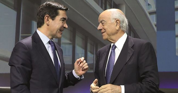 Carlos Torres y Francisco González (Foto: BBVA)