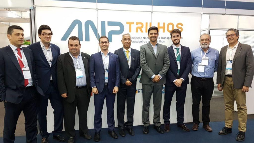 Delegación de empresarios españoles en Brasil