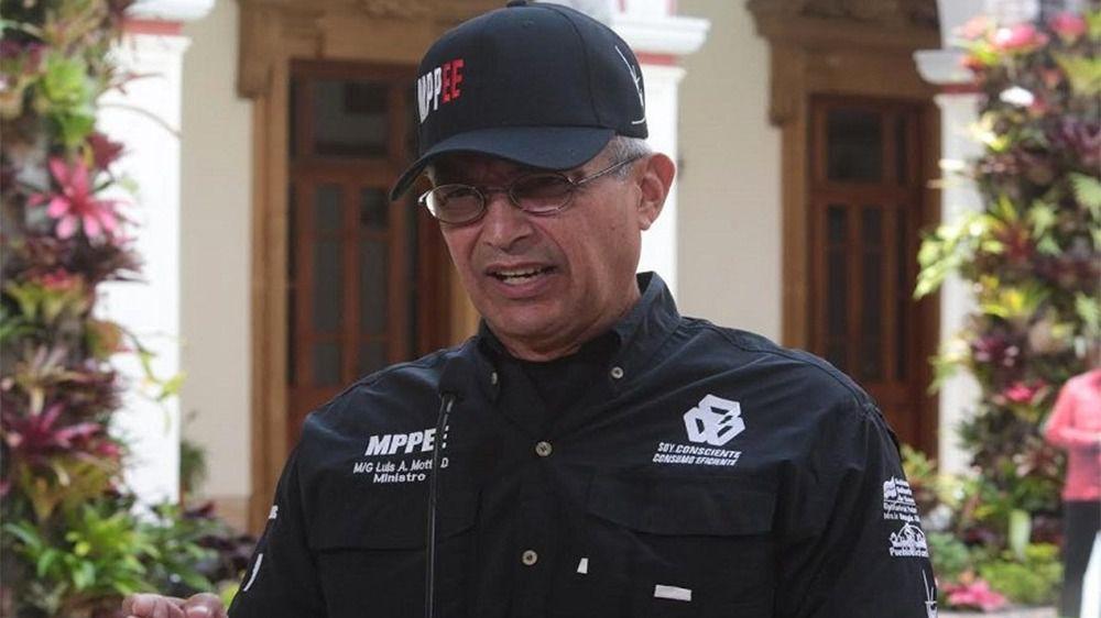 Luis Motta Domínguez, exministro de Energía Eléctrica