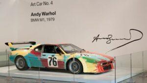 BMW de Andy Warhol