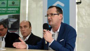 Guillermo Moncecchi, ministro de Industria de Uruguay