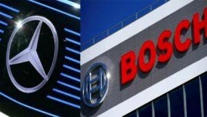 Daimler y Bosch