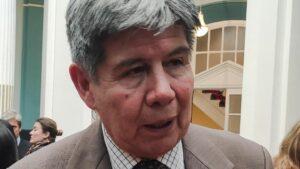 El nuevo encargado de negocios en España de Bolivia, Gualberto Rodríguez