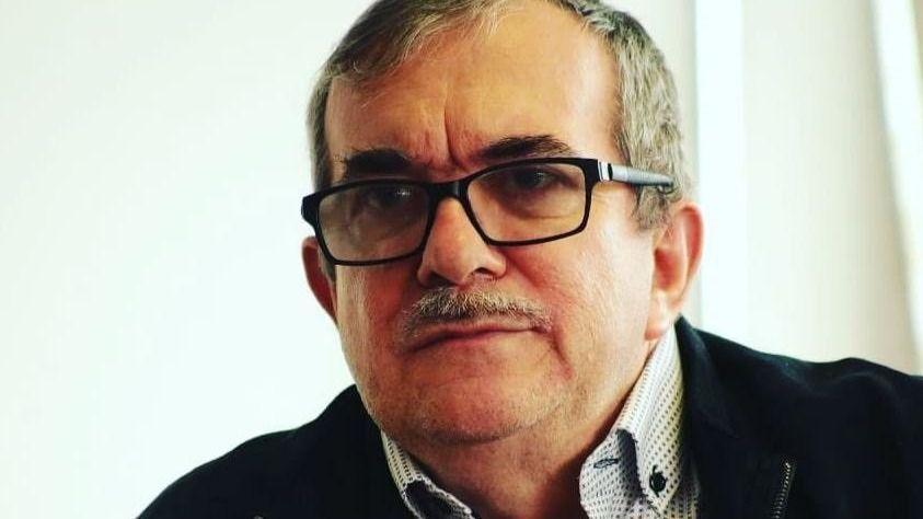 Rodrigo Londoño, 'Timochenko', lider de la Fuerza Alternativa Revolucionaria del Común (FARC)