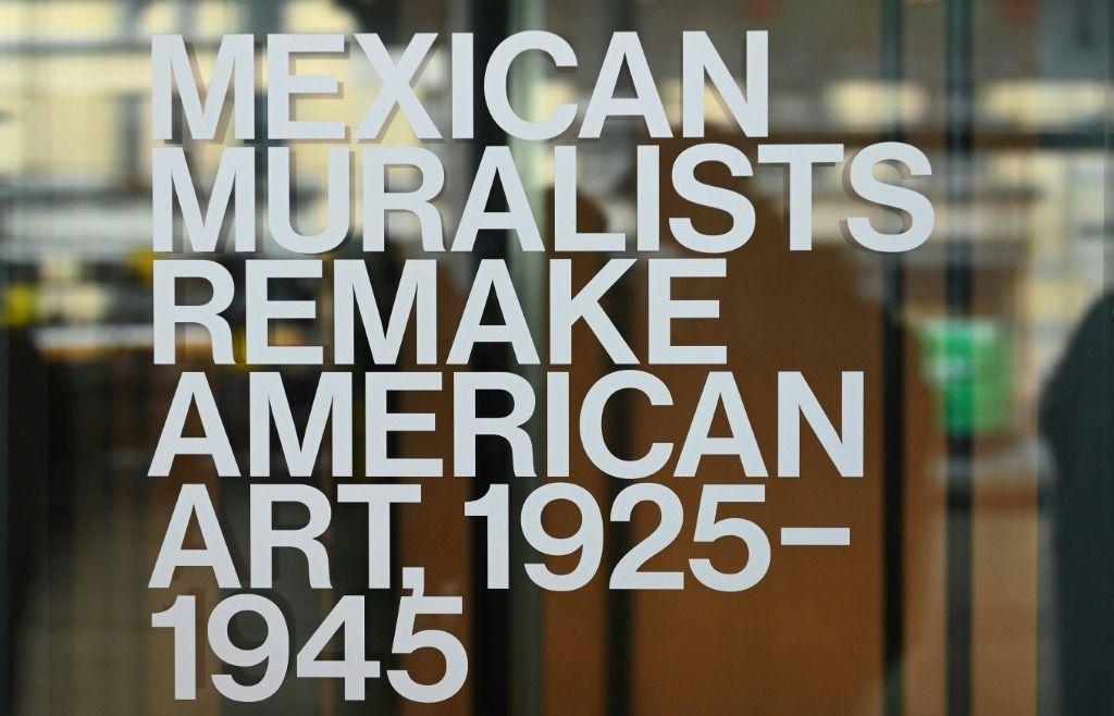 """El Museo Whitney se prepara para su gran exposición """"Vida Americana: los muralistas mexicanos rehacen el arte estadounidense, 1925-1945"""", que se inaugura el 17 de febrero"""