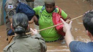 Inundaciones en Minas Gerais, Brasil