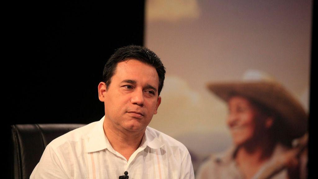exministro de Gobernación de El Salvador Arístides Valencia