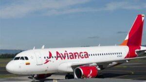 La aerolínea colombiana Avianca