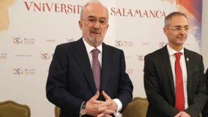 director de la Real Academia Española (RAE) y presidente de la Asociación de Academias de la Lengua Española (ASALE), Santiago Muñoz Machado