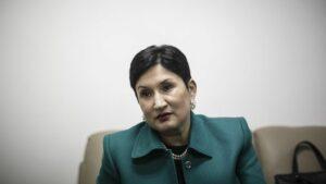 ex fiscal general de Guatemala Thelma Aldana