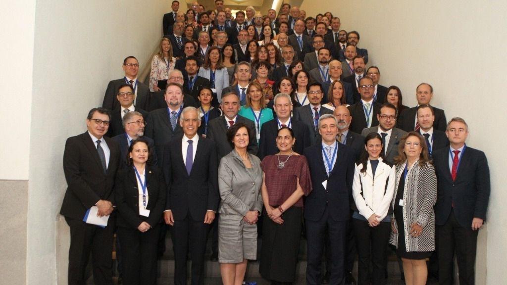 Inauguración en Ciudad de México del 'Diálogo América Latina-UE'