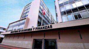 Ministerio de Economía peruano