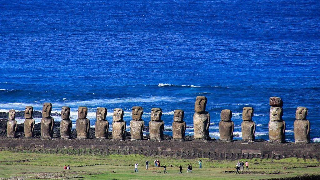Isla de Pascua o Rapa Nui (Chile)