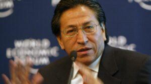 Alejandro Toledo, expresidente de Perú