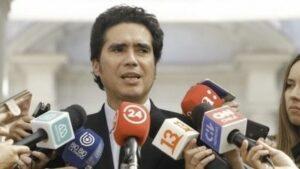 El ministro de Hacienda de Chile, Ignacio Briones