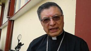 El presidente de la Conferencia Episcopal y arzobispo de Villavicencio, Óscar Urbina