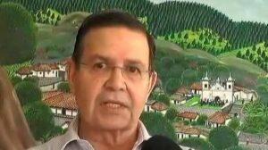 El expresidente de Honduras Rafael Callejas