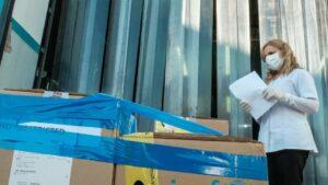 UNICEF entrega compuestos de comida y suministros sanitarios para proteger a los niños más vulnerables contra el coronavirus