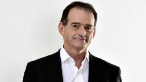 El líder de la formación ultraderechista Cabildo Abierto, Guido Manini Ríos