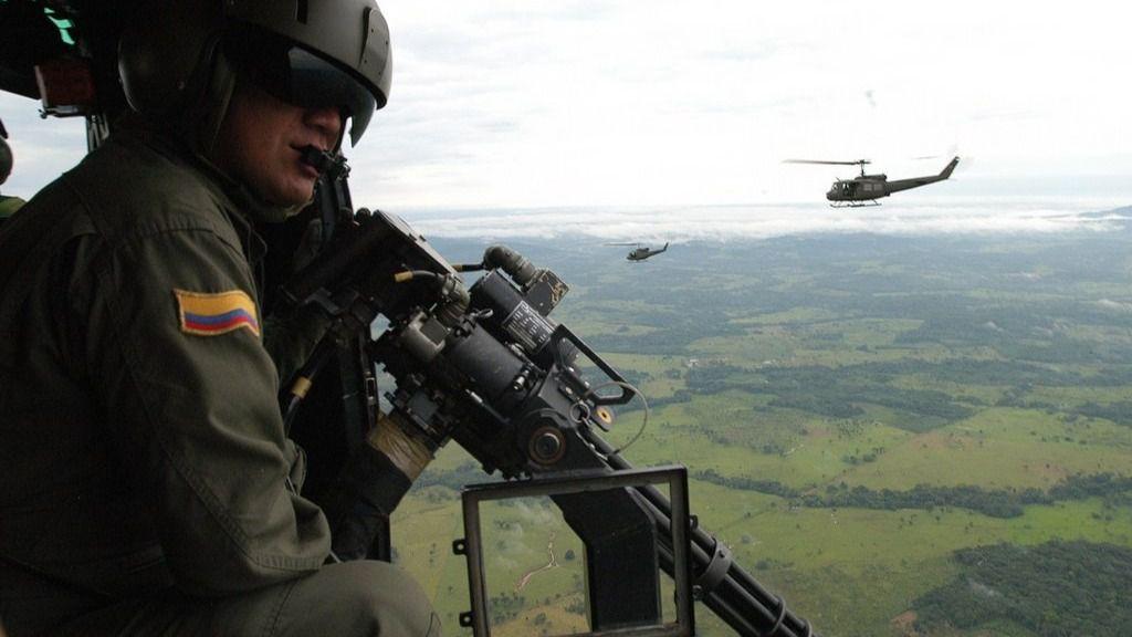 Agente de la Policía Nacional de Colombia