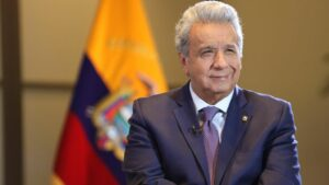 Lenin Moreno, presidente de Ecuador